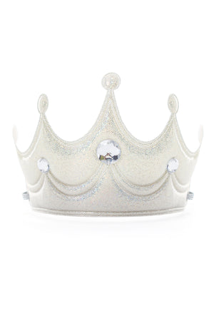 Silver Princess Soft Crown