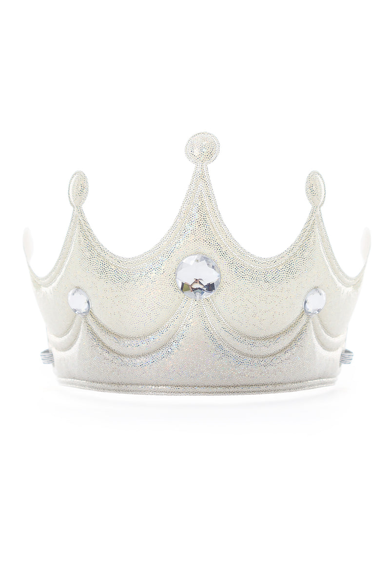 Princess Soft Crown Silver