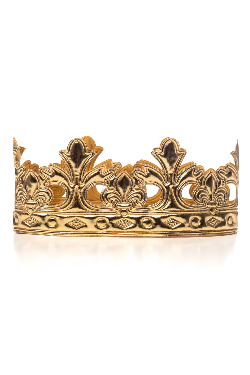 Prince Soft Crown Gold