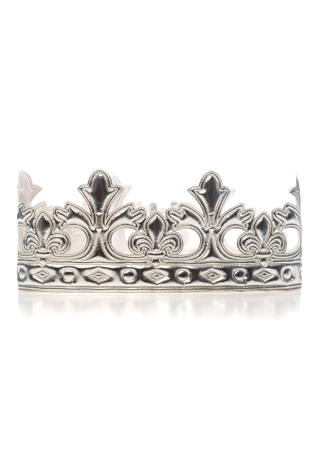 Prince Soft Crown Silver