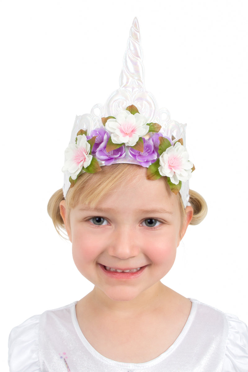 Soft Crown Unicorn Princess