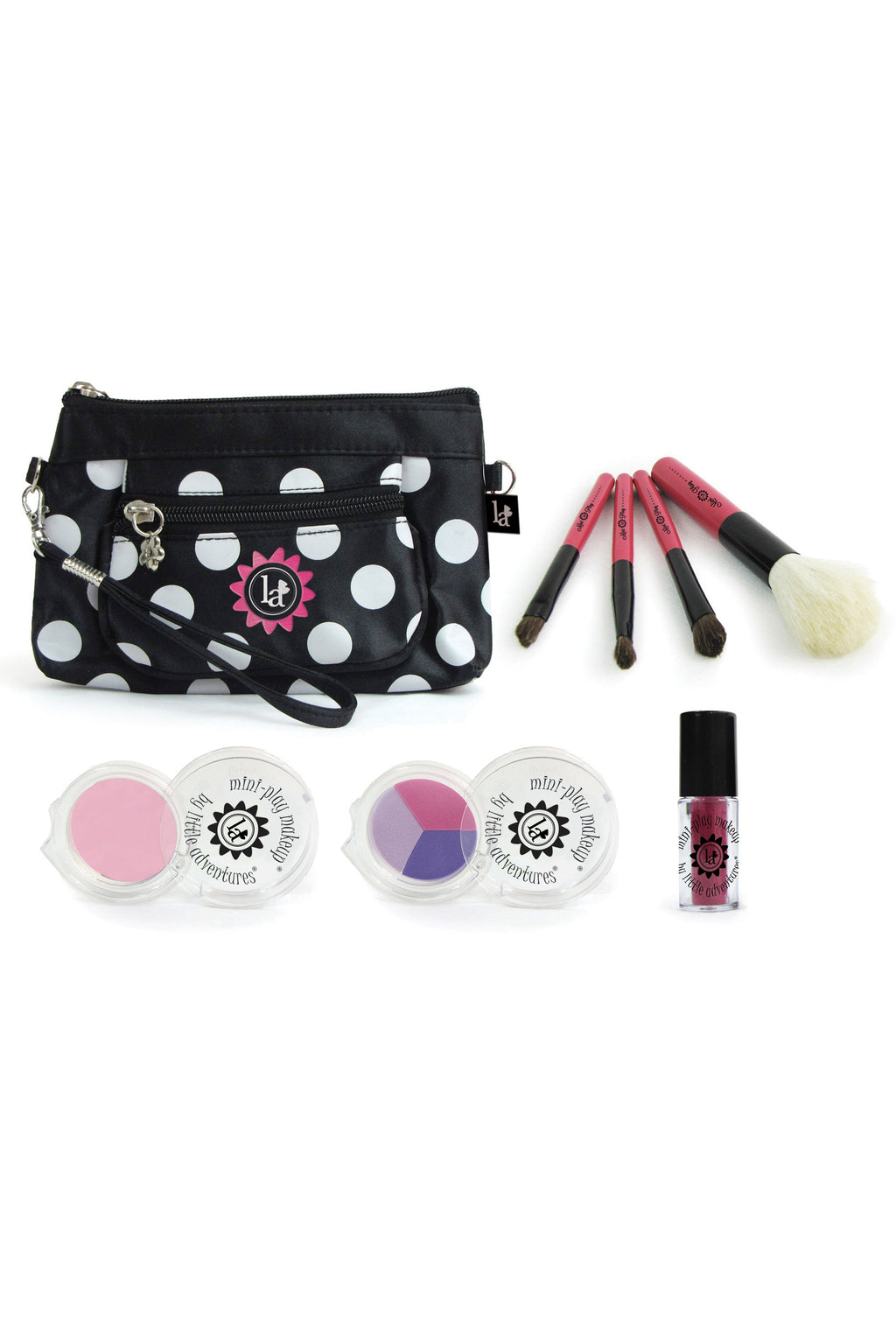 Mini Clutch Purse Kit Black