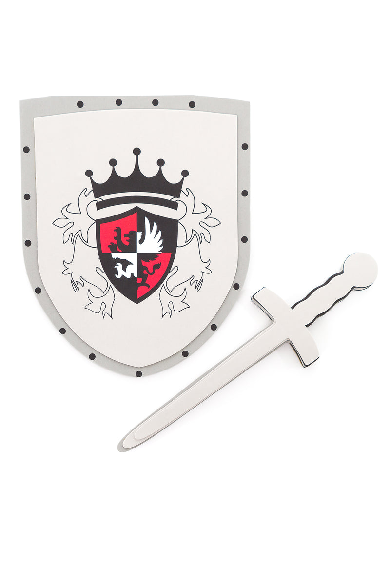 Sword & Shield Set Red