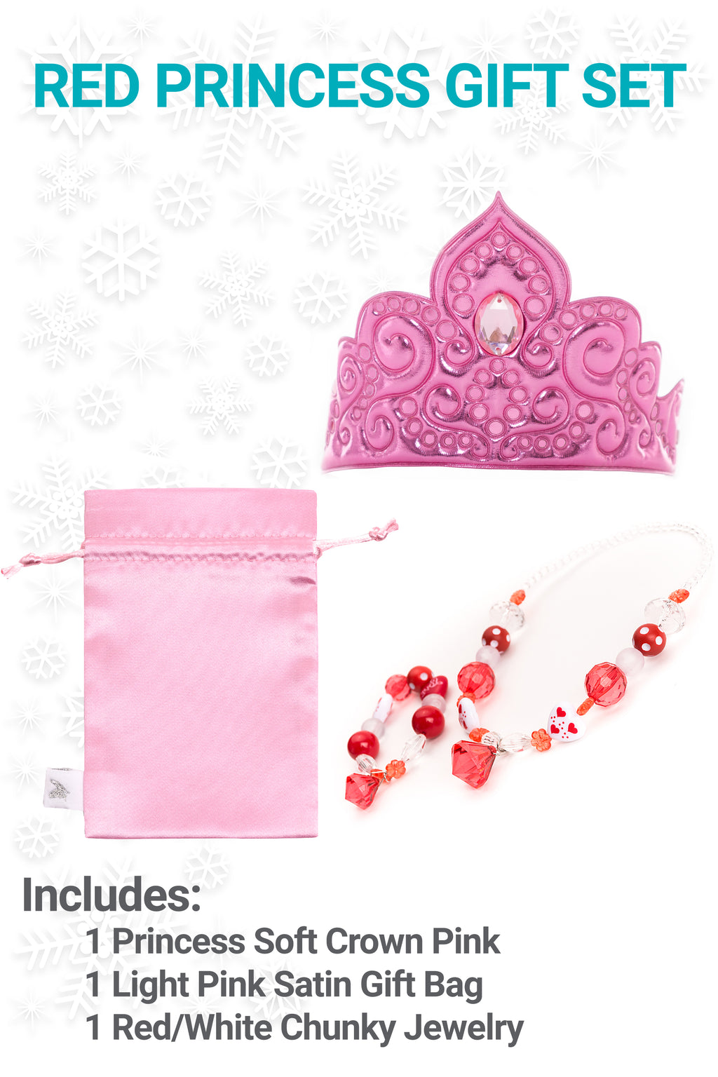 Red Princess Gift Set
