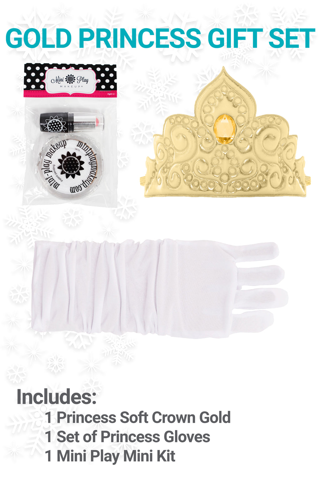 Gold Princess Gift Set