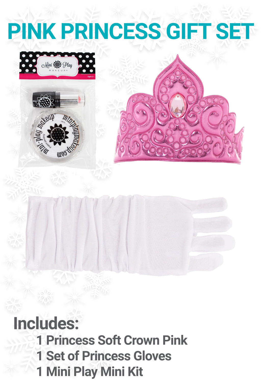 Pink Princess Gift Set
