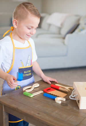 Little Handyman Wooden Toys