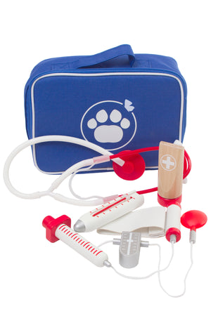 Little Pet Clinic Wooden Toys