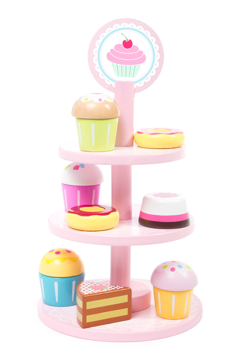 Little Bakery Shop Wooden Toys