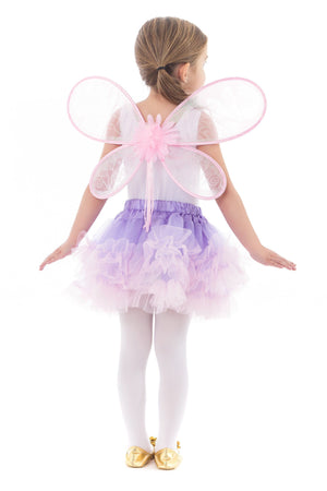 Accessories - Deluxe Fairy Wings Pink