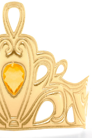 Accessories - Diva Crown Gold