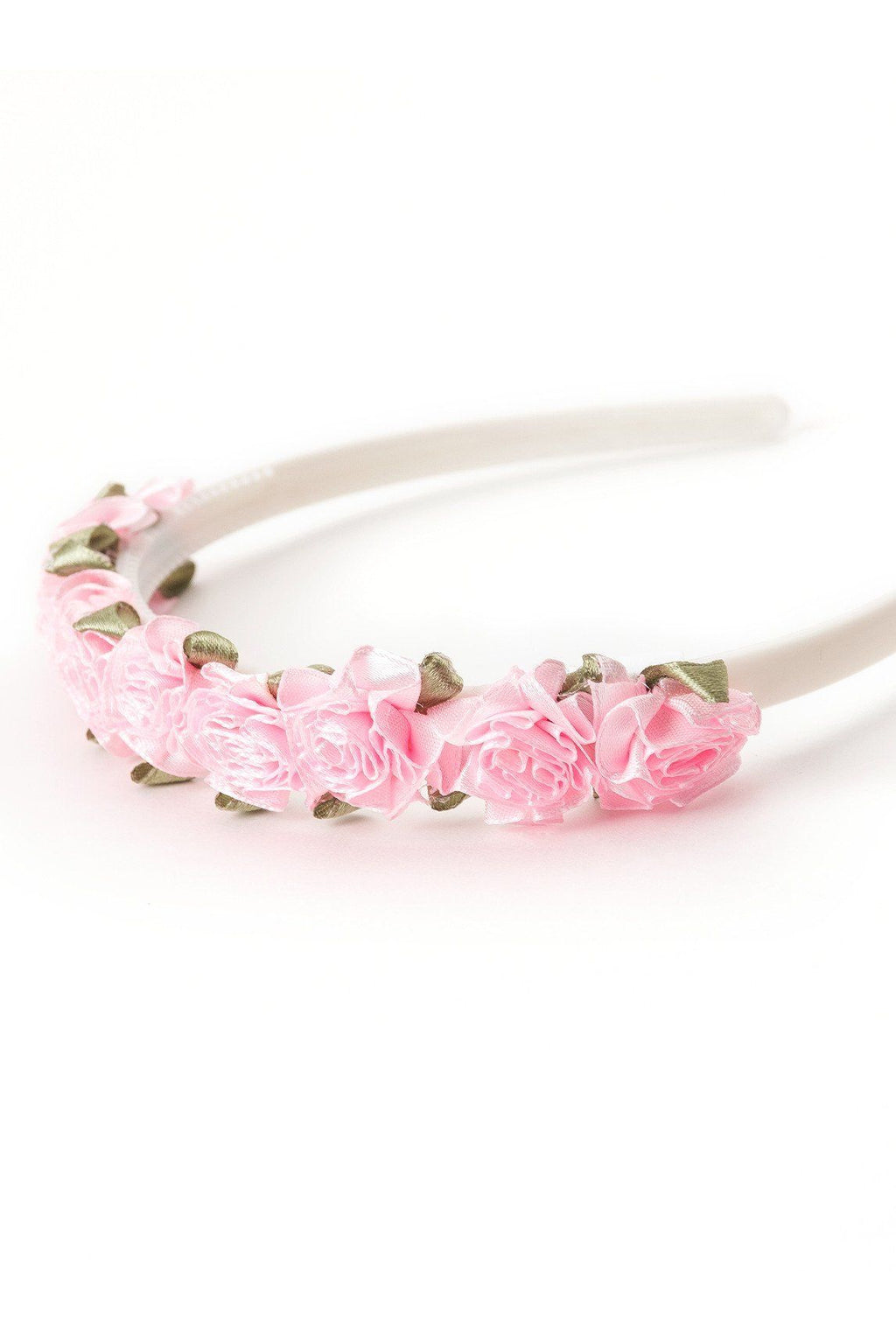 Accessories - Flower Headband Pink