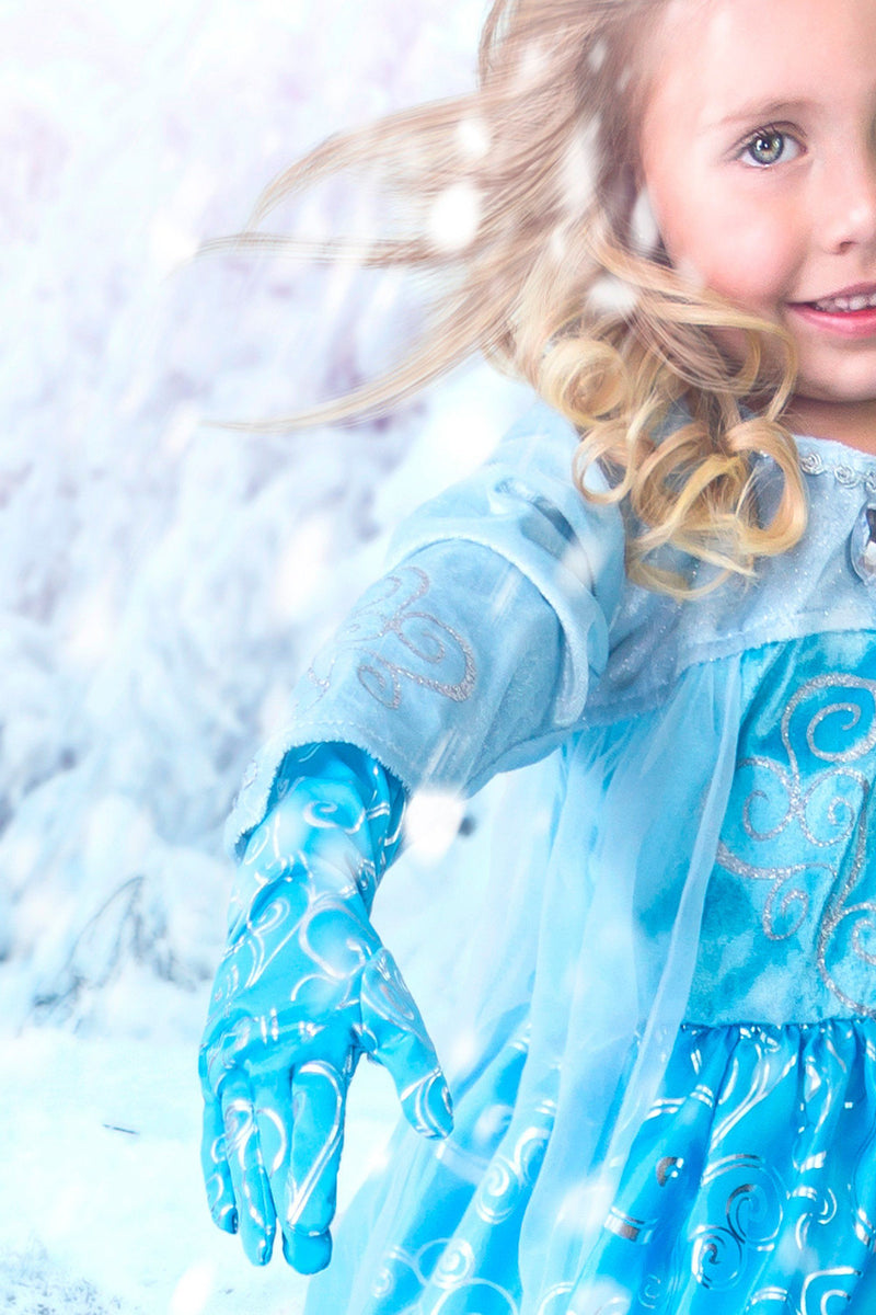 Accessories - Ice Princess Gloves