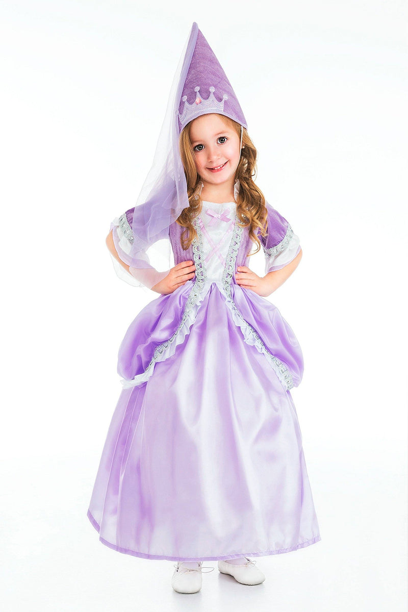 Accessories - Princess Cone Hat Lilac