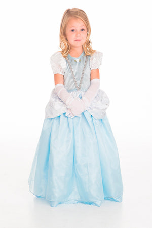 Accessories - Princess Gloves White