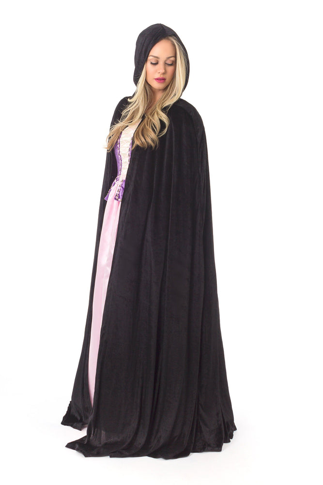 Load image into Gallery viewer, Adult Cloak - Adult Cloak Black