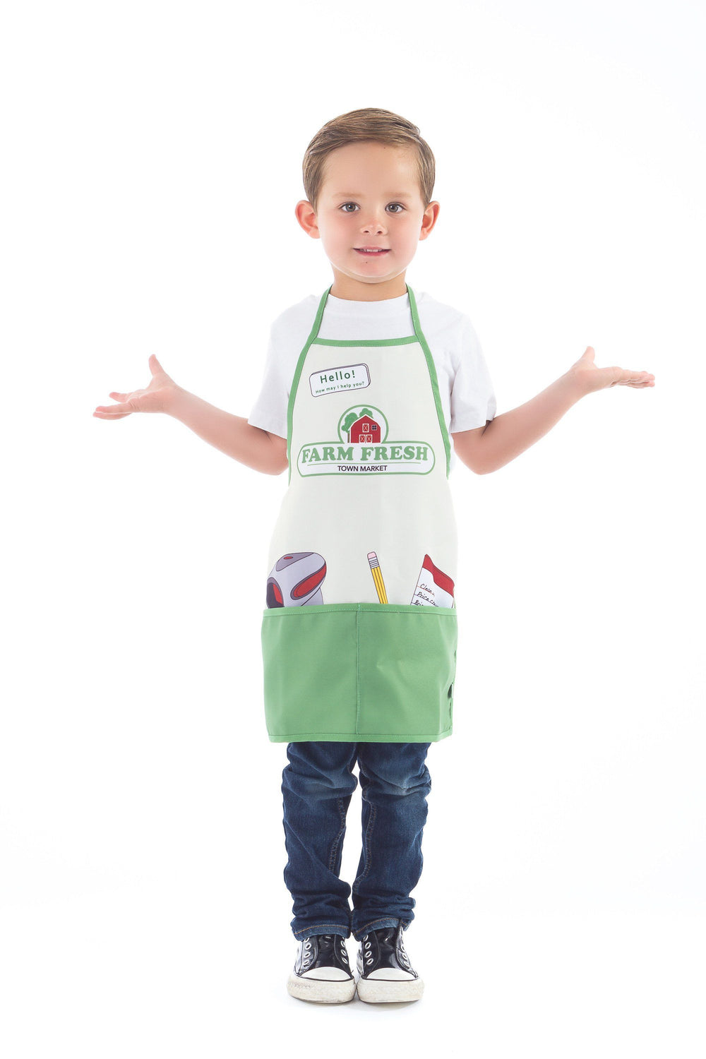 little grocer costume
