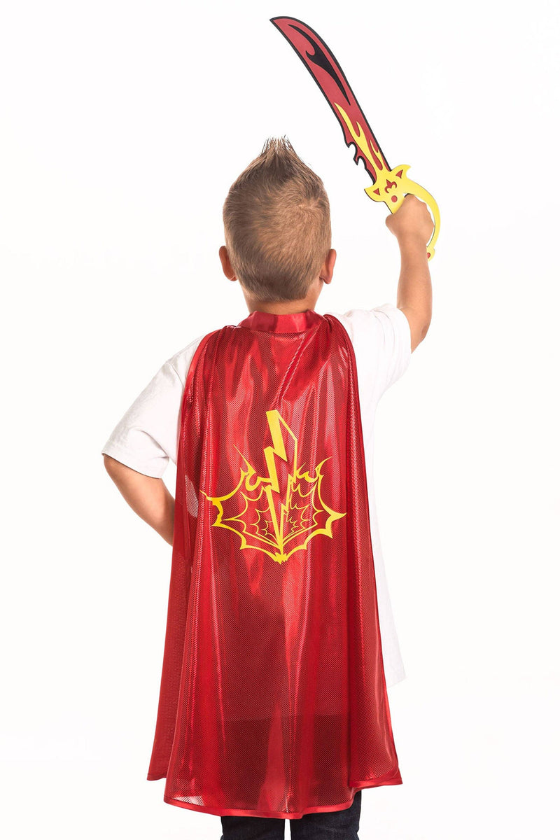 Discontinued - Adventure Hero Cape & Sword Set