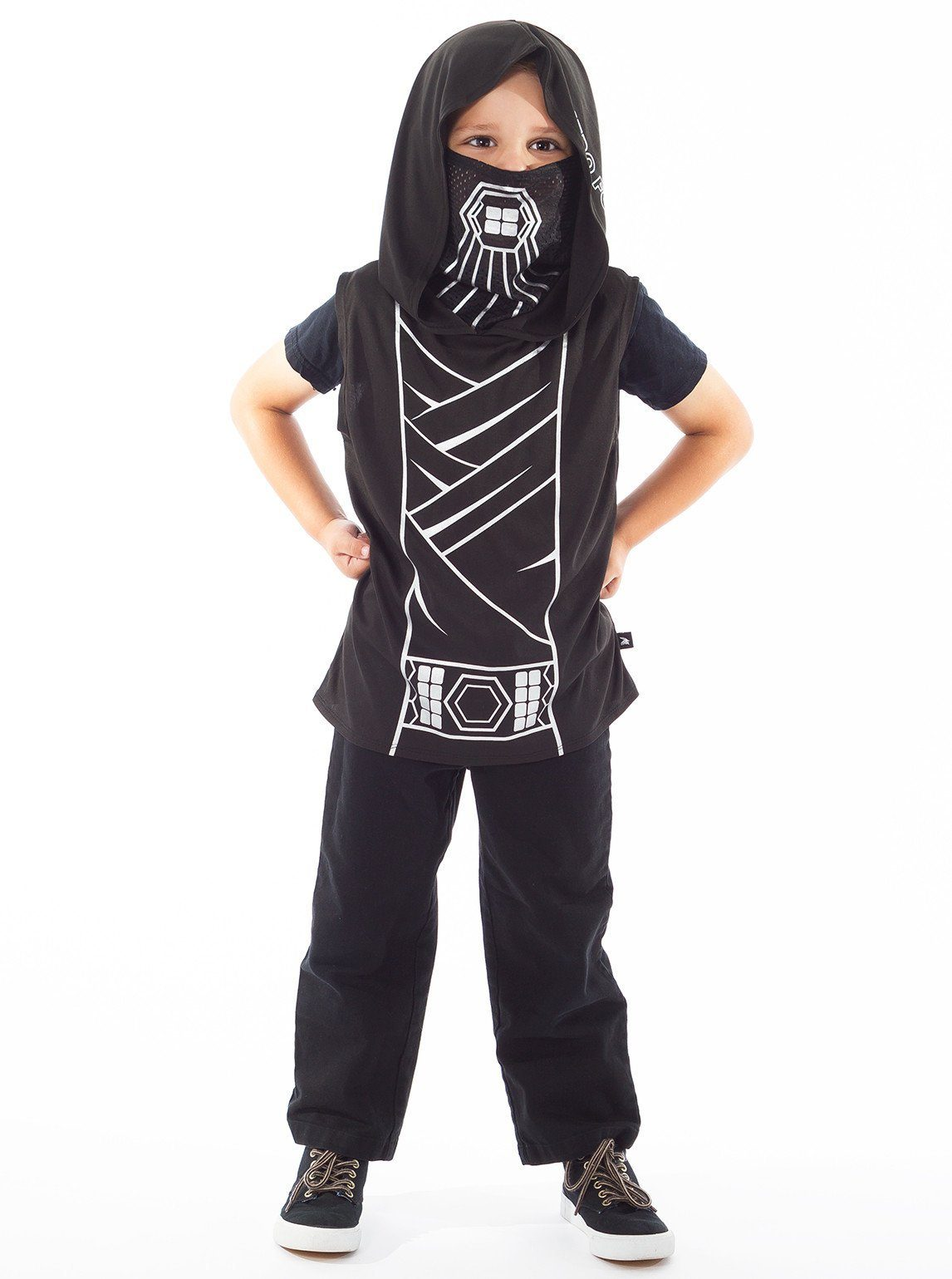Discontinued - Dark Force Vest-Hoodie