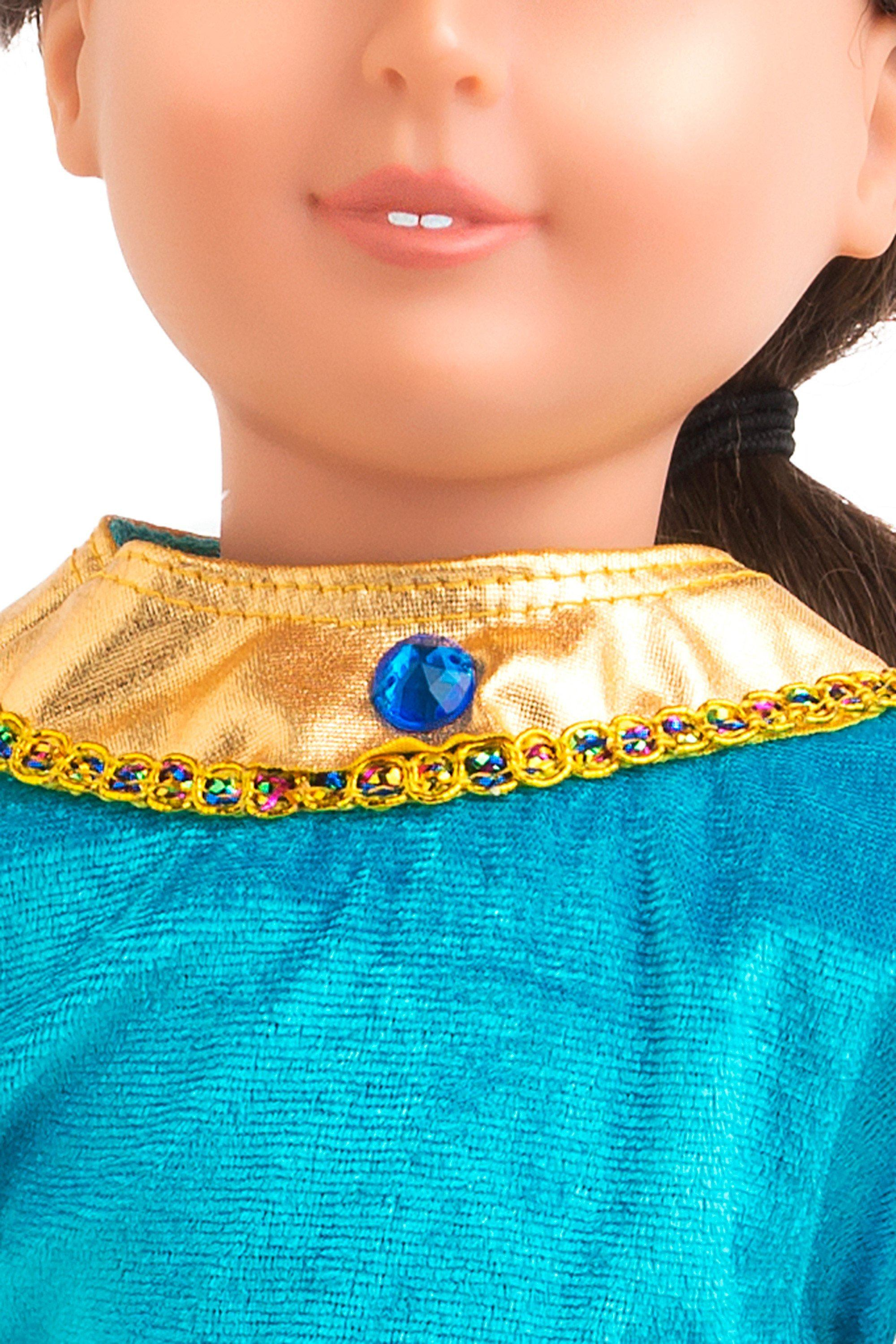 Doll Dresses & Accessories - Doll Dress Arabian Princess