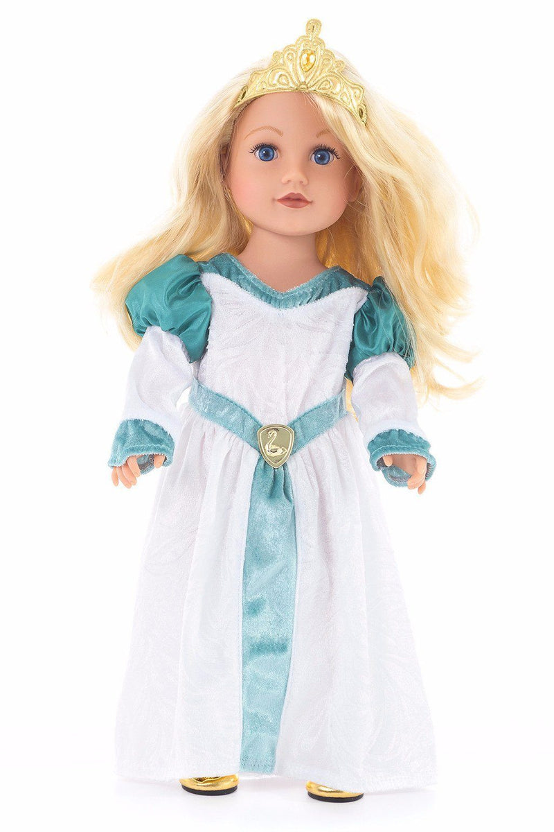 Doll Dresses & Accessories - Doll Dress Deluxe Swan Princess