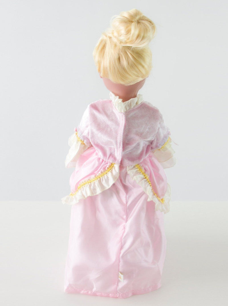 Doll Dresses & Accessories - Doll Dress Pink Parisian
