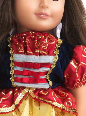 Doll Dresses & Accessories - Doll Dress Snow White