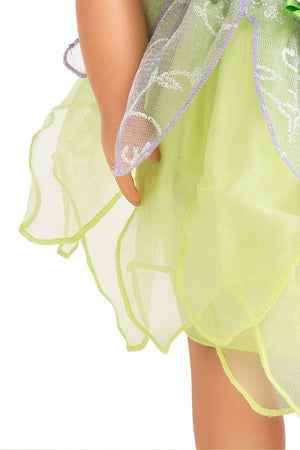 Doll Dresses & Accessories - Doll Dress Tinkerbell
