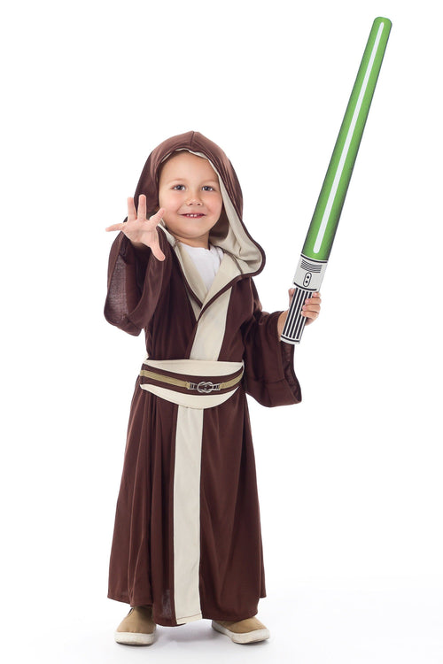 Child Cloak Galactic Warrior