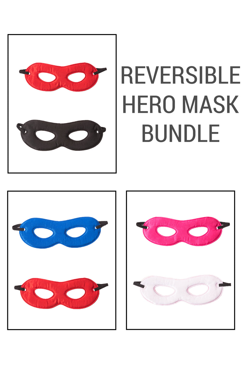 Reversible Hero Mask Bundle