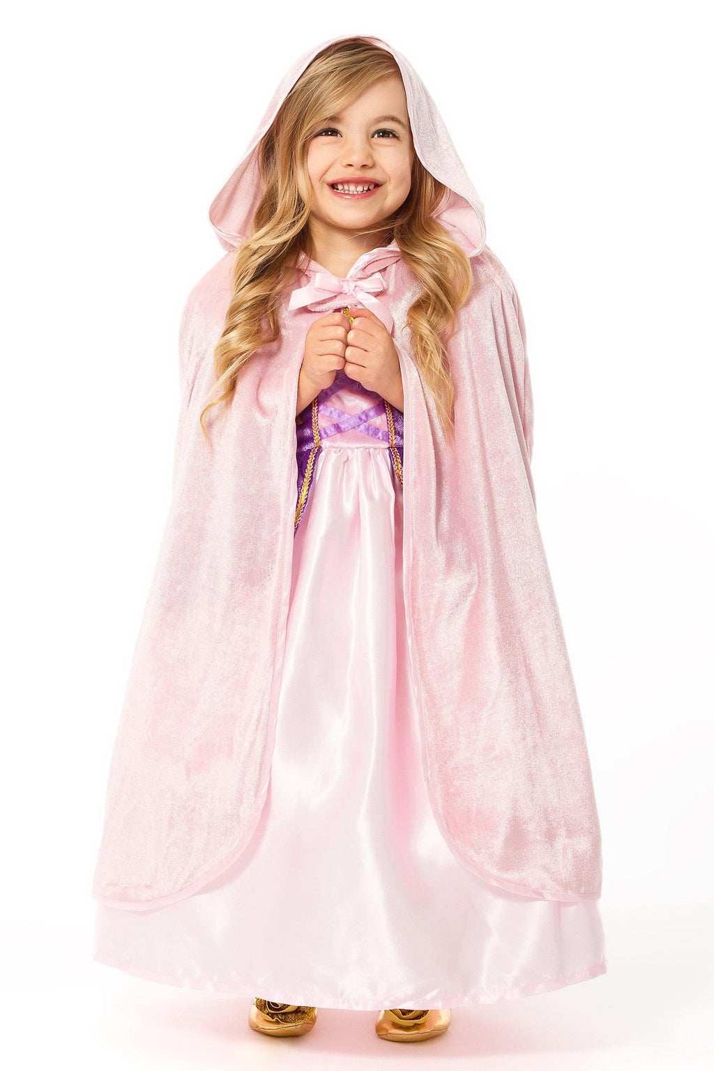 Princess Cloaks - Child Cloak Pink
