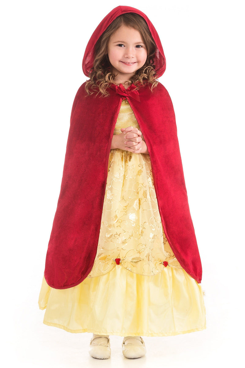 Princess Cloaks - Child Cloak Red