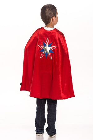 The Cape & Mask Sets - American Hero Cape & Mask Set