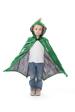 The Child Cloaks - Dragon Cloak Green/Gold