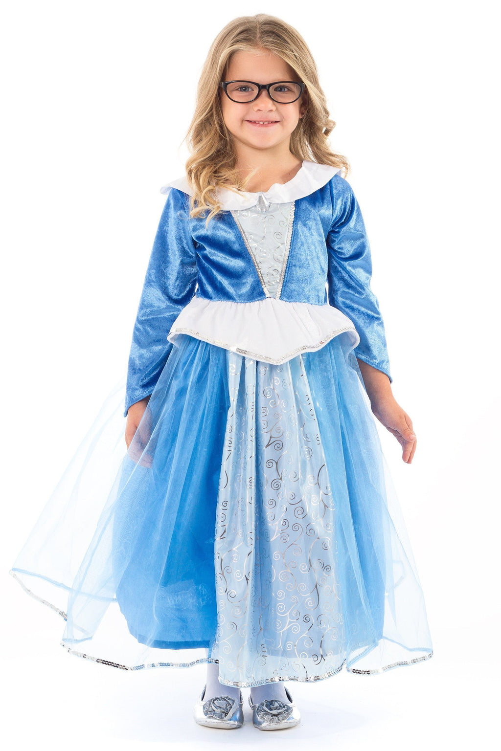 3471513413 The Deluxe Princess - Deluxe Sleeping Beauty Blue