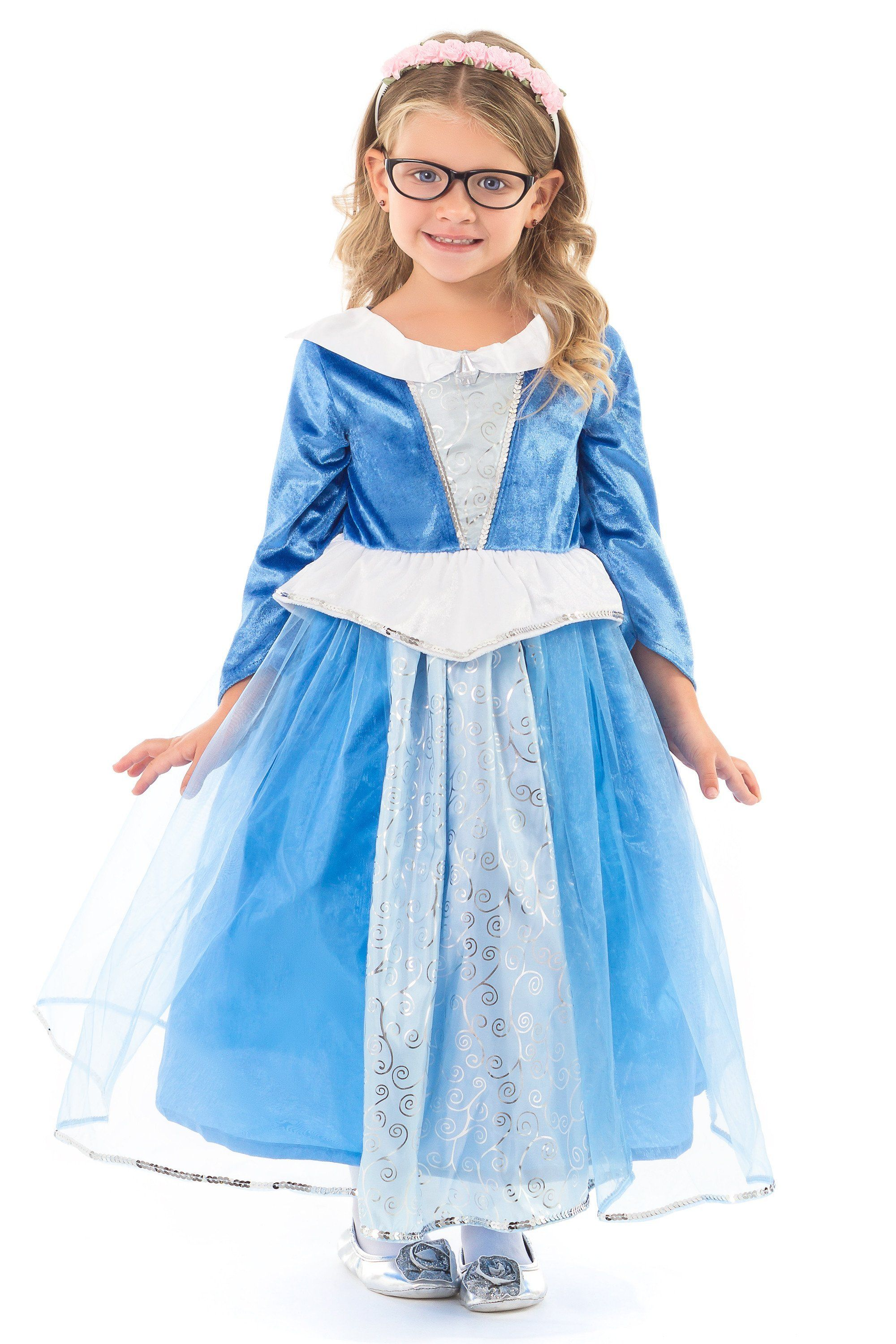 The Deluxe Princess - Deluxe Sleeping Beauty Blue