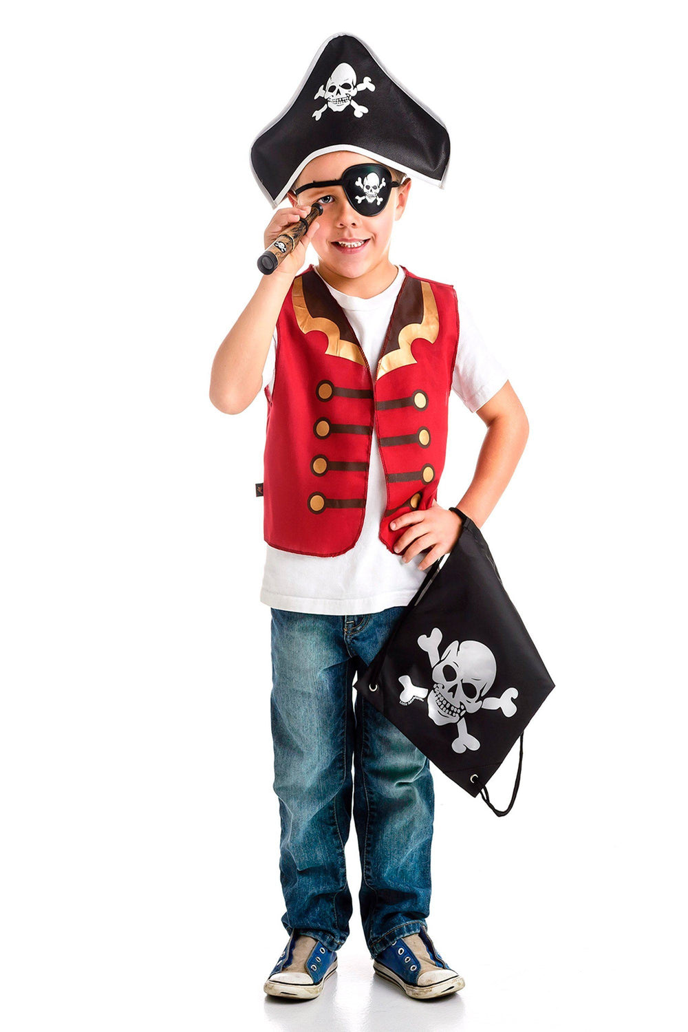 pirate costume idea for boys