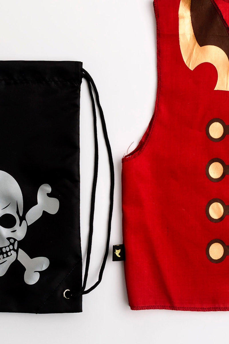 The Drawstring Backpack Gift Sets - Drawstring Backpack Pirate Gift Set