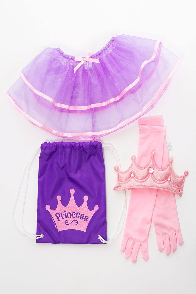 The Drawstring Backpack Gift Sets - Drawstring Backpack Princess Gift Set
