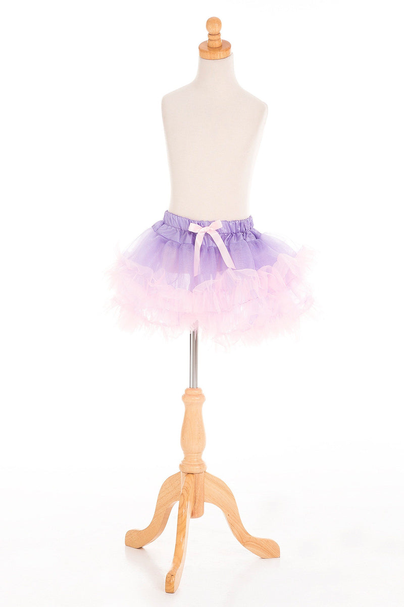 Tutu - Fluffy Tutu Lilac/Pink Ages 3-8 Years