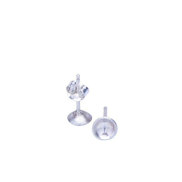 Moonlight Earrings Silver