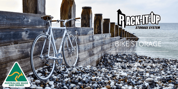 Bike Storage  - Rack-It-Up Systems Pty Ltd