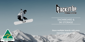 Snowboard & Ski Storage  - Rack-It-Up Systems Pty Ltd