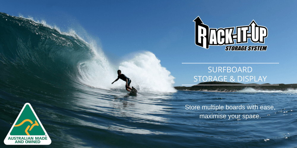 Surfboard Storage & Display - Rack-It-Up Systems Pty Ltd