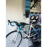 Bike Storage Rack with Products  - Rack-It-Up Systems Pty Ltd