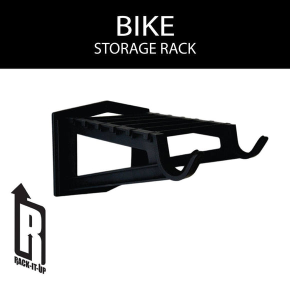 Bike Storage Rack - Rack-It-Up