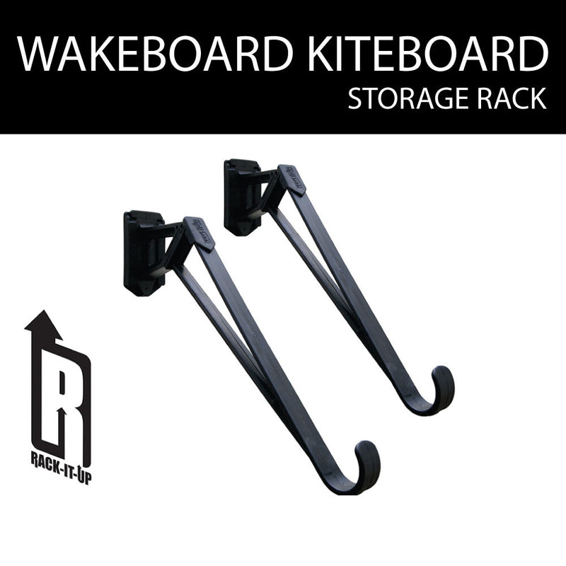 Wakeboard / Kiteboard Storage Rack - Rack-It-Up