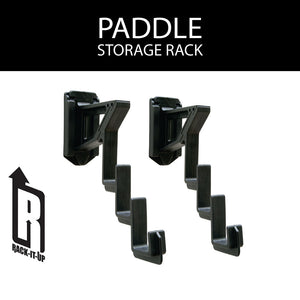Paddle Storage Rack - Rack-It-Up