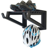 Bike Storage Rack with Boots and Helmet