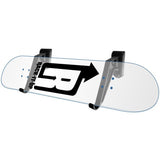 Skateboard Deck Display Rack - Rack-It-Up
